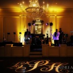 Brookhollow gobo lighting
