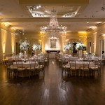 Brookhollow wedding lighting