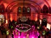 Ashton Depot wedding lighting 2
