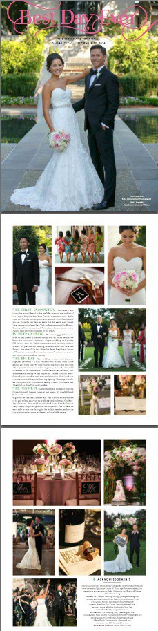 rw-tess+peter feature Southern Bride Magazine