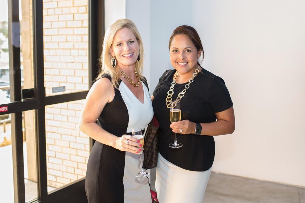 Leslie Cole & Lucy Flores