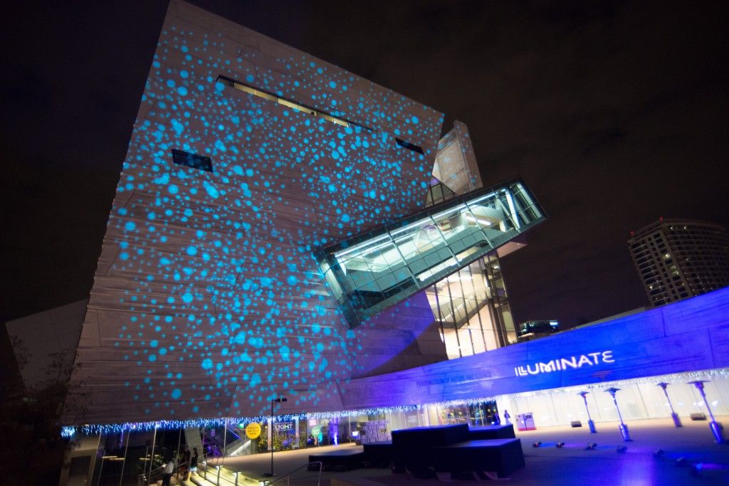 The Perot Museum of Nature and Science