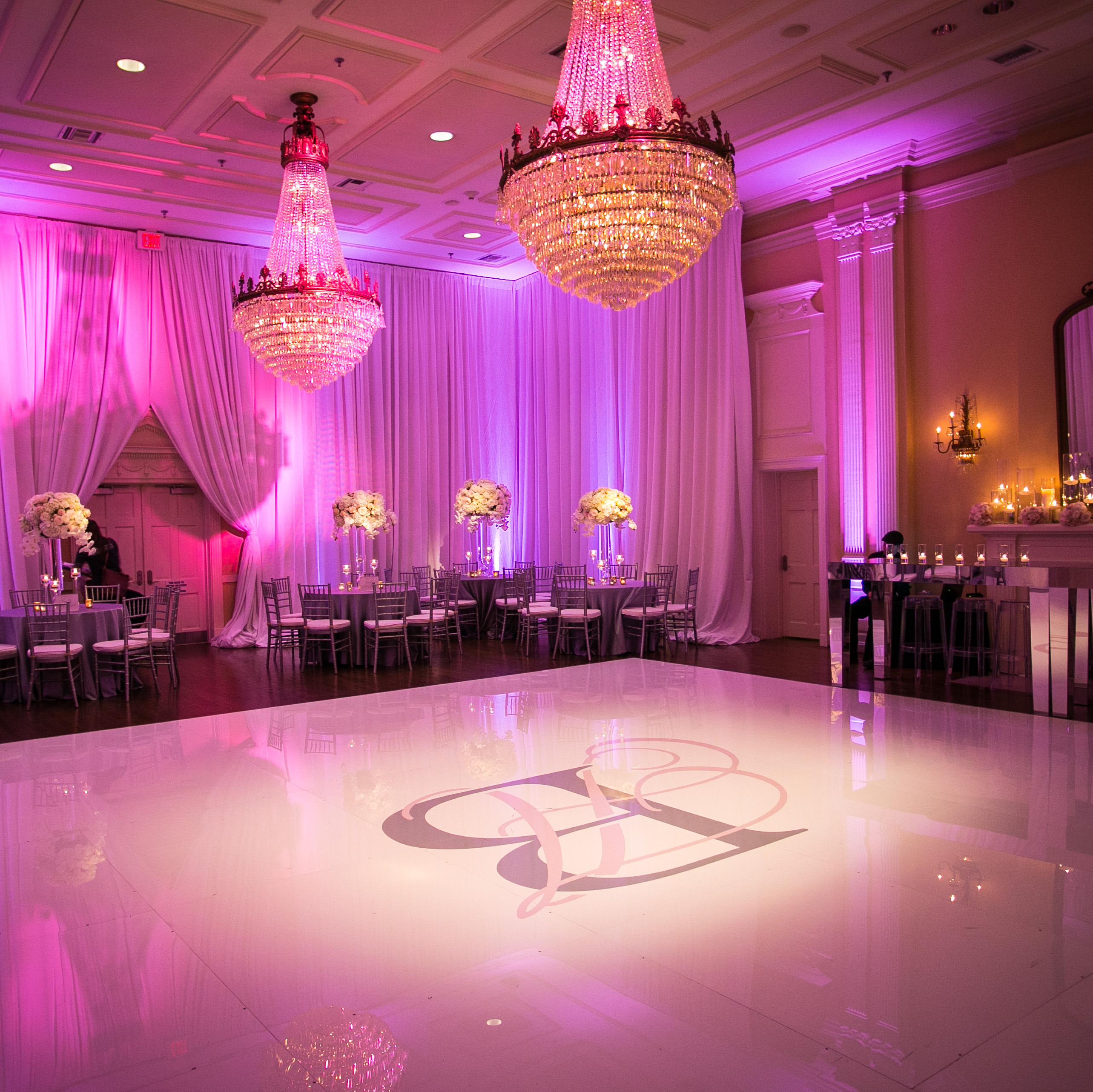 Party Lighting in Dallas | Event Lighting by Type - BEYOND