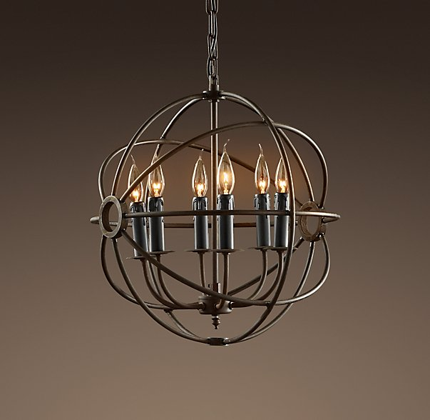 18 rustic orb chandelier lighting dallas weddings events