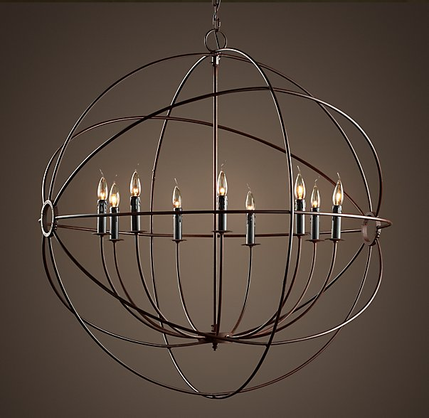 41 rustic orb chandelier lighting dallas weddings events