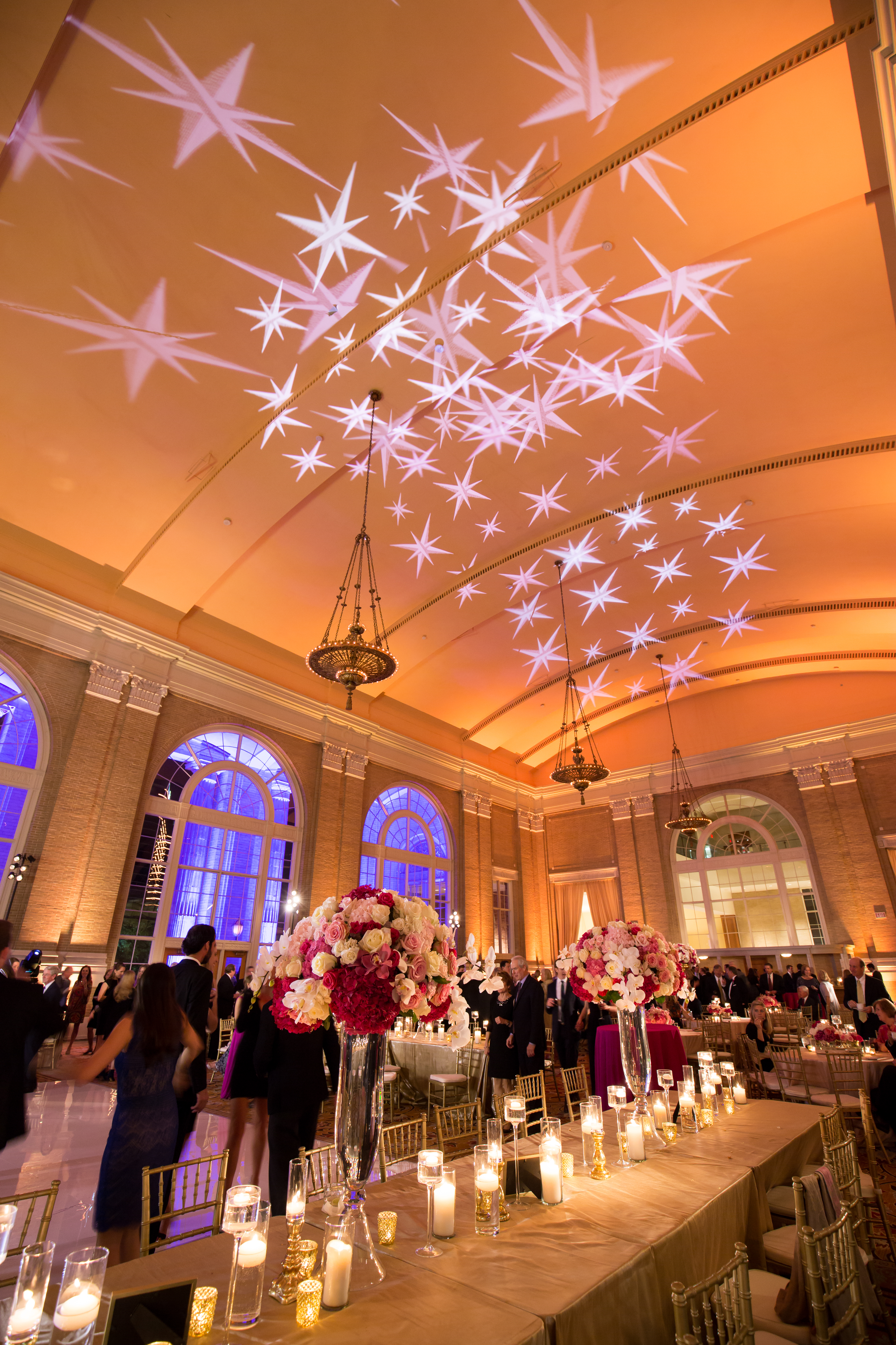 Go Beyond with pattern projections gobos lights pattern dallas fort worth events weddings Photo by Stephen Karlisch_0005