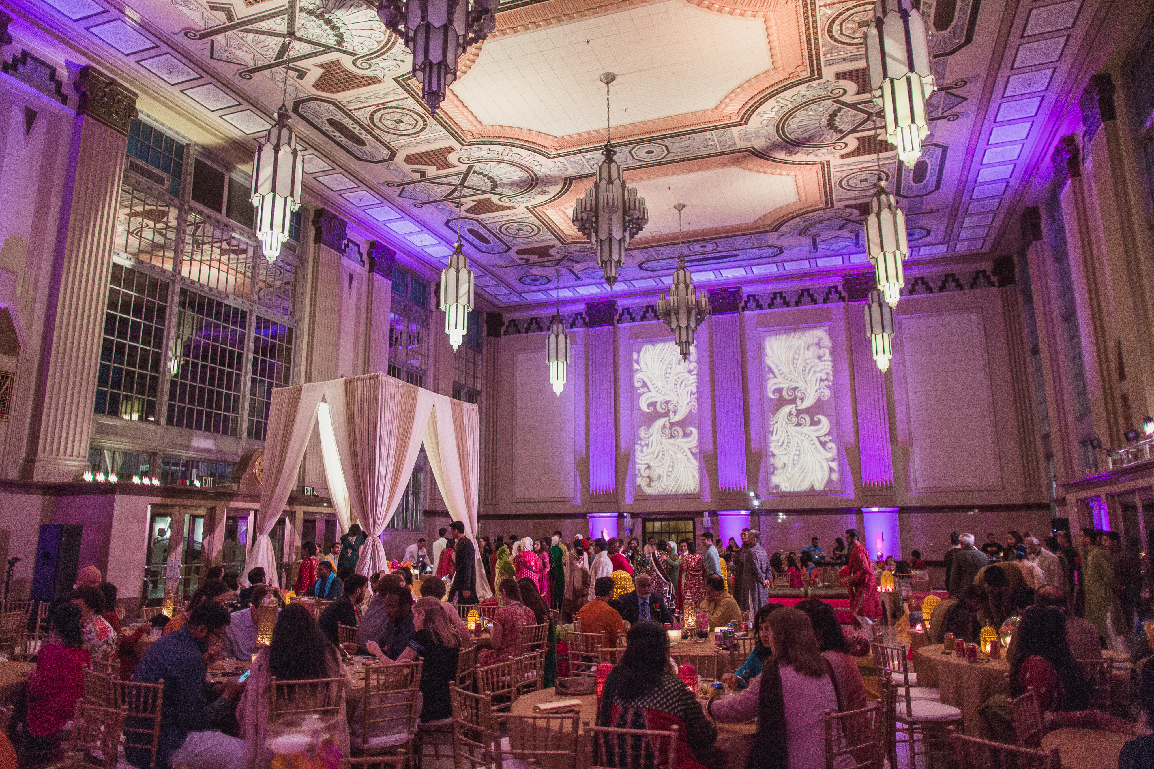 Go Beyond with pattern projections gobos lights pattern dallas fort worth events weddings_0012