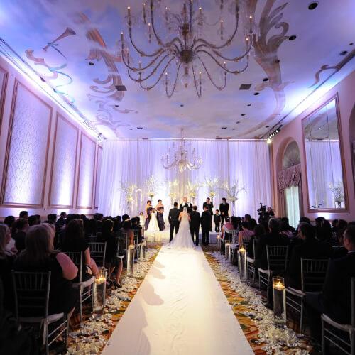 Ceremony Lighting