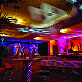 BEYOND Venue Lighting - Sheraton Dallas