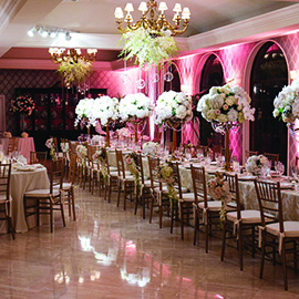 BEYOND Venue Lighting - Rosewood Mansion on Turtle Creek