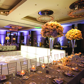 BEYOND Venue Lighting - Joule Hotel