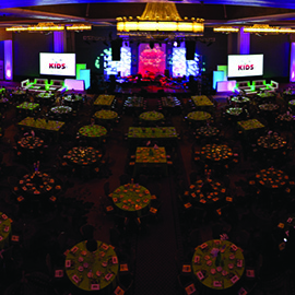 BEYOND Venue Lighting - Fairmont