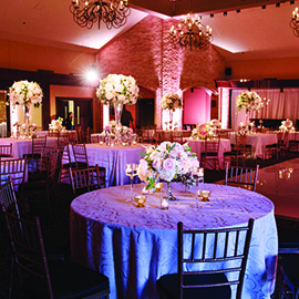 BEYOND Venue Lighting - Bent Tree Country Club