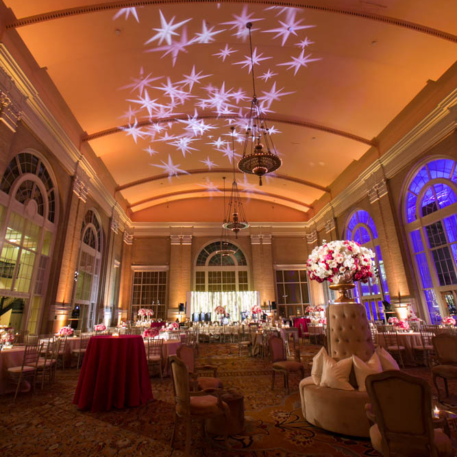 BEYOND Venue Lighting - Union Station