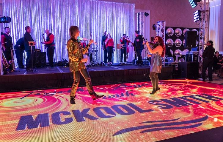 The BEYOND HD Video Dance Floor Beyond Lighting Audio Visual