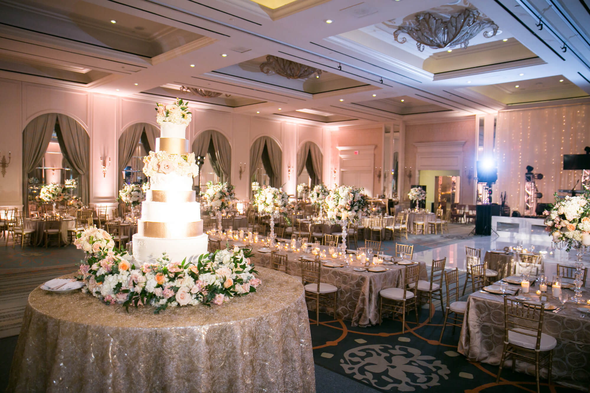 Wedding Lighting Dallas - BEYOND