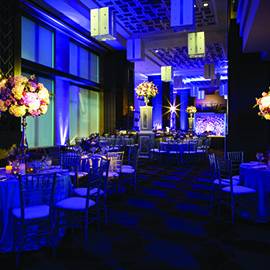 BEYOND Venue Lighting - TCU Champions Club