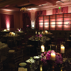 BEYOND Venue Lighting - Ritz Carlton
