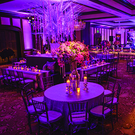 BEYOND Venue Lighting - Dallas Country Club