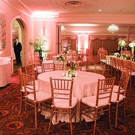 BEYOND Venue Lighting - Colonial Country Club