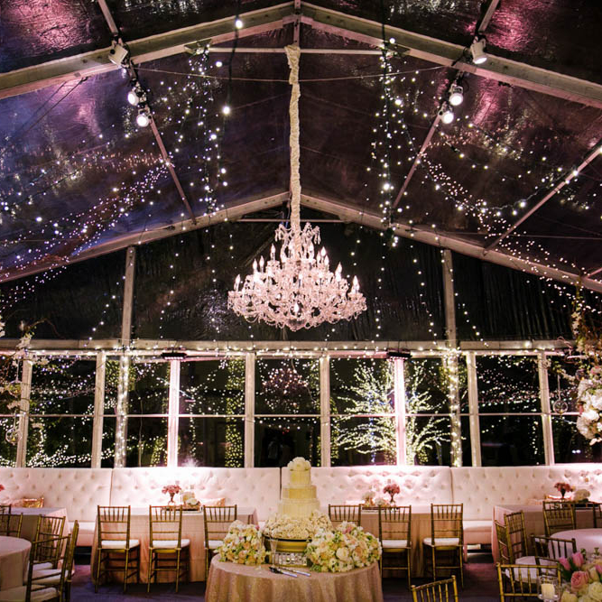 BEYOND Venue Lighting - Tents
