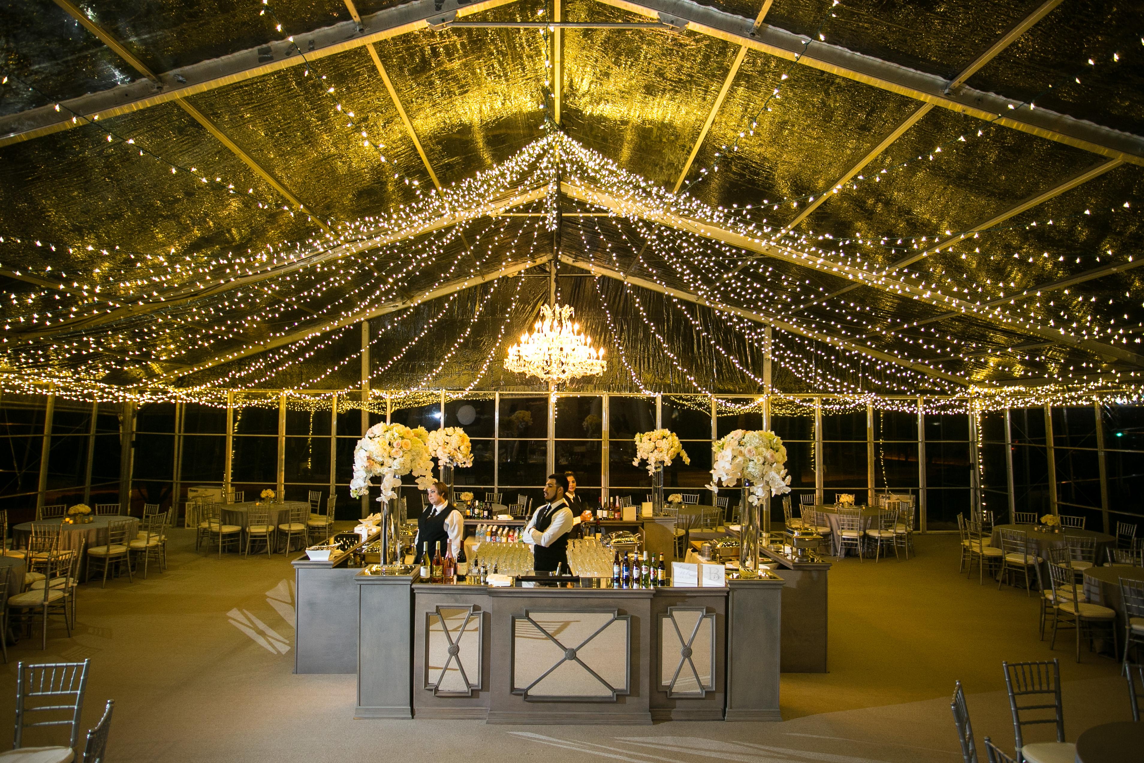 Wedding Lighting Design At Arlington Hall Beyond